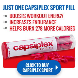 capsiplex sport ingredients